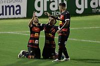 Campinas (SP), 01/03/2021 - Guarani - Ituano - Gabriel Taliari comemora gol do ituano. Partida entre Guarani e Ituano válida pelo Campeonato Paulista 2021, nesta segunda-feira (1) no estádio Brinco de Ouro em Campinas, interior de São Paulo.