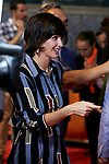 Paz Vega attends to 'El Continental' premiere at Callao City Lights cinema in Madrid, Spain. September 13, 2018. (ALTERPHOTOS/A. Perez Meca)
