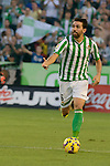 Montoro during the match between Real Betis and Recreativo de Huelva day 10 of the spanish Adelante League 2014-2015 014-2015 played at the Benito Villamarin stadium of Seville. (PHOTO: CARLOS BOUZA / BOUZA PRESS / ALTER PHOTOS)