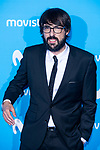Quique Peinado attends to blue carpet of presentation of new schedule of Movistar+ at Queen Sofia Museum in Madrid, Spain. September 12, 2018.  (ALTERPHOTOS/Borja B.Hojas)