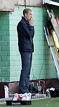 FK Trakai v St Johnstone…06.07.17… Europa League 1st Qualifying Round 2nd Leg, Vilnius, Lithuania.<br />Trakai Manager Oleg Vasilenko<br />Picture by Graeme Hart.<br />Copyright Perthshire Picture Agency<br />Tel: 01738 623350  Mobile: 07990 594431