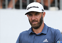 29th August 2021; Owens Mills, Maryland, USA;  Dustin Johnson (USA) looks on from the 1st tee during the final round of the BMW Championship on August 29, 2021, at Caves Valley Golf Club in Owings Mills, MD.