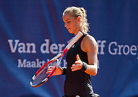 September 03, 2014,Netherlands, Alphen aan den Rijn, TEAN International, Arantxa Rus (NED) is frustrated<br /> Photo: Tennisimages/Henk Koster