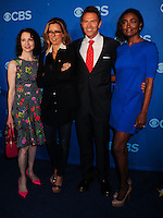 NEW YORK CITY, NY, USA - MAY 14: Bebe Neuwirth, Tea Leoni, Tim Daly, Patina Miller at the 2014 CBS Upfront held at Carnegie Hall on May 14, 2014 in New York City, New York, United States. (Photo by Celebrity Monitor)
