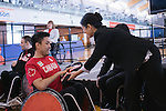 Travis Murao, Rio 2016 - Wheelchair Rugby // Rugby en fauteuil roulant.<br />