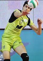 servizio di Wytze Kooistra (MRoma)<br /> MRoma Volley vs Lube Macerata 3-0<br /> Play Off del Campionato Pallavolo Serie A1<br /> Roma, 09 Aprile 2008<br /> Photo Antonietta Baldassarre Insidefoto