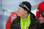 HOLMENKOLLEN, OSLO, NORWAY - March 16: Former german ski jumper Dieter Thoma after the cross country 15 km (2 x 7.5 km) competition at the FIS Nordic Combined World Cup on March 16, 2013 in Oslo, Norway. (Photo by Dirk Markgraf)