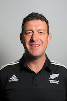 Head coach Dave Hewett. The 2015 New Zealand Schools rugby union team headshots at NZ Sports Institute, Palmerston North, New Zealand on Friday, 18 September 2015. Photo: Dave Lintott / lintottphoto.co.nz