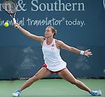 Barbora Strycova (CZE) defeated Samantha Stosur (AUS) 7-6, 6-3