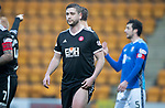 St Johnstone v Hamilton Accies…19.01.19…   McDiarmid Park    Scottish Cup 4th Round<br />Steven Davies making his debut for accies<br />Picture by Graeme Hart. <br />Copyright Perthshire Picture Agency<br />Tel: 01738 623350  Mobile: 07990 594431