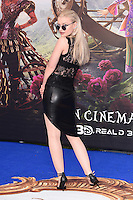 "at the premiere of ""Alice Through the Looking Glass"" held at the Odeon Leicester Square, London<br /> <br /> <br /> ©Ash Knotek  D3117  10/05/2016"