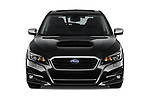 Car photography straight front view of a 2018 Subaru Levorg GTS Premium 5 Door Wagon