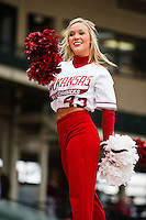 Razorback Girls:March 10th, 2010; South Dakata State University vs Arkansas Razorbacks at Baum Stadium in Fayetteville Arkansas. Photo by: William Purnell/Four Seam Images