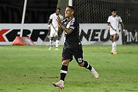 Rio de Janeiro (RJ), 21/03/2021  - Vasco-Botafogo - Carlinhos jogador do Vasco comemora seu gol,durante partida contra o Botafogo,válida pela 4ª rodada da Taça Guanabara 2021,realizada no Estádio de São Januário,na zona norte do Rio de Janeiro,neste domingo (21).
