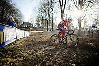 Gianni Vermeersch (BEL/Sunweb-Napoleon Games) reconnaissance<br /> <br /> GP Sven Nys 2015