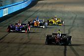 Robert Wickens, Schmidt Peterson Motorsports Honda celebrates