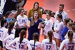 2019 South Dakota State Volleyball Championships Sioux Falls O'Gorman vs Huron