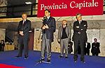 WALTE VELTRONI, ENRICO GASBARRA E FRANCESCO RUTELLI<br /> CAMPAGNA ELETTORALE - ENRICO GASPARRA PRESIDENTE  2003