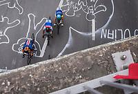 Keizersberg<br /> <br /> Men Elite – Road Race (WC)<br /> Race from Antwerp to Leuven (268.3km)<br /> <br /> ©kramon