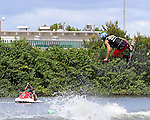 September 13, 2014:  Scenes from the WWA Wakeboard World Championships at Mills Pond Park in Fort Lauderdale, FL.  Men's  Professional Wakeboarder Josh Twelker DBAY finished 6th. Liz Lamont/ESW/CSM