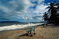 am Strand von  Nha Trang, Vietnam