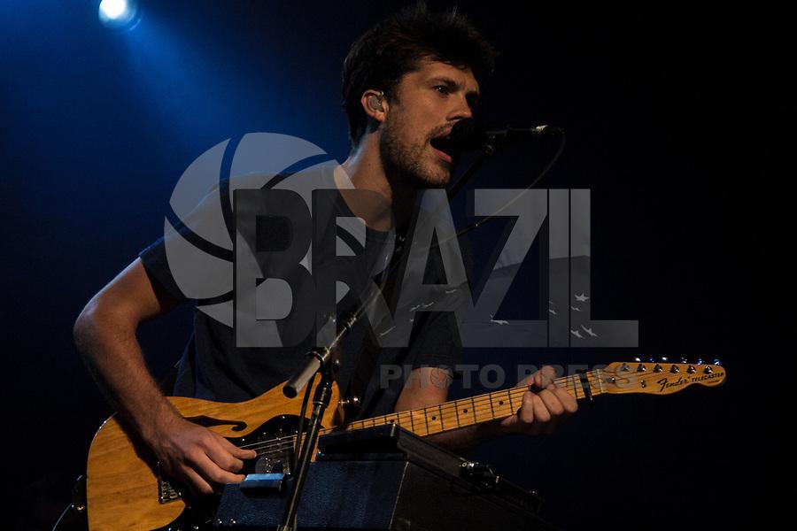 Description/Caption:<br /> SÃO PAULO,SP, 24.11.2017 - SHOW-SP - A dupla, Oh Wonder se apresenta no Lolla Parties, na Audio, região Oeste de São Paulo, na noite desta quinta -feira, 22. (Foto: Danilo Fernandes/Brazil Photo Press)