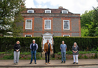 Agatha Christie enthusiasts launch a campaign to raise £2.75m to buy the writer's former home.