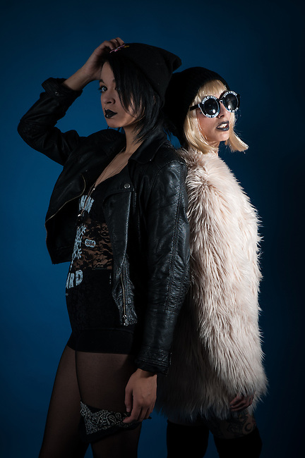 Studio shoot with MissFranLove https://www.facebook.com/pages/MissFranLove/292525650814304?fref=ts <br />  and Lauren Naiper https://www.facebook.com/napier.lauren?fref=ts
