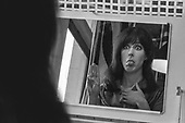 Grace Slick, Jefferson Airplane, San Francisco 1968<br /> Photo Credit: Baron Wolman\AtlasIcons.com