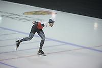 SPEEDSKATING: Calgary, The Olympic Oval, 08-02-2020, ISU World Cup Speed Skating, 5000m Men Division B, Artur Janicki (POL), ©foto Martin de Jong