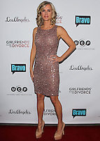 LOS ANGELES, CA, USA - NOVEMBER 18: Eileen Davidson arrives at the Los Angeles Premiere Of Bravo's 'Girlfriends' Guide to Divorce' held at the Ace Hotel on November 18, 2014 in Los Angeles, California, United States. (Photo by Celebrity Monitor)
