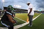 Tulane Football downs Memphis, 40-24.