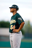 Michael Choice - AZL Athletics - 2010 Arizona League.Photo by:  Bill Mitchell/Four Seam Images..