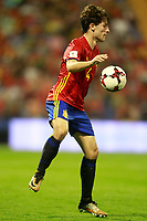 Spain's Alvaro Odriozola during FIFA World Cup 2018 Qualifying Round match. October 6,2017.(ALTERPHOTOS/Acero) /NortePhoto.com /NortePhoto.com