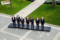 Alexis Tsipras - Nikos Anastasiades - Paolo Gentiloni - FranÁois Hollande - Joseph Muscat - Mariano Rajoy - Antonio Costa - SOMMET DES PAYS DU SUD DE L'UNION EUROPEENNE