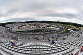 #2: Brad Keselowski, Team Penske, Western Star/Alliance Parts Ford Mustang and #11: Denny Hamlin, Joe Gibbs Racing, FedEx Express Toyota Camry