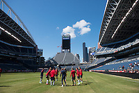 USMNT Training and Press Conference, Monday, June 10, 2013