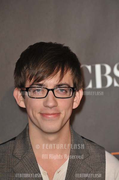 """""""Glee"""" star Kevin McHale at the 2010 People's Choice Awards at the Nokia Theatre L.A. Live in Los Angeles..January 6, 2010  Los Angeles, CA.Picture: Paul Smith / Featureflash"""