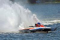 "Joe Kreitzer, GNH-515 ""One Way""  (Grand National Hydroplane(s)"