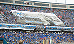 Deportivo Alaves's supporters during Copa del Rey (King's Cup) Final between Deportivo Alaves and FC Barcelona at Vicente Calderon Stadium in Madrid, May 27, 2017. Spain.<br /> (ALTERPHOTOS/BorjaB.Hojas)