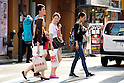 Foreign Visitors to Japan Hit Record High in April 2015