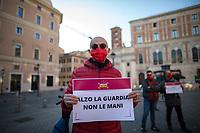 04.03.2021 - Italian Men Protest Against Feminicides