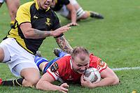 180604 Rugby - Horowhenua Kapiti v Wellington