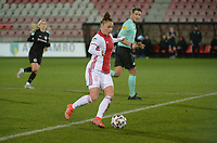VOETBAL: AMSTERDAM: 05-03-2021, De Toekomst, Eredivisie Vrouwen, AJAX - sc Heerenveen, uitslag 1-1, Nikita Rudy Tromp, ©foto Martin de Jong