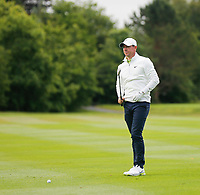 4th July 2021; Mount Juliet Golf Club, Kilkenny, Ireland; Dubai Duty Free Irish Open Golf, Day Four; Rory Mcilroy of Northern Ireland prepares to take his second shot on the 7th hole