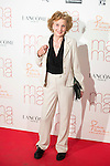 """Marisa Paredes attends to the premiere of """"Ma Ma"""" at Capitol Cinemas in Madrid, Spain. September 09, 2015. <br /> (ALTERPHOTOS/BorjaB.Hojas)"""