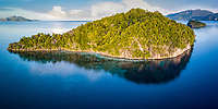Wofoh Island, Pulau Wofoh, Raja Ampat Islands, West Papua, Indonesia, Indo-Pacific Ocean