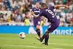 Fiorentina's Giovanni Simeoni during XXXVIII Santiago Bernabeu Trophy at Santiago Bernabeu Stadium in Madrid, Spain August 23, 2017. (ALTERPHOTOS/Borja B.Hojas)