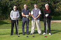 Team Urban Village Property - from left Luke Appleby, Andy Churchill, Nick Rotten and Parry Leggett