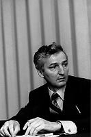 April 20, 1975 File Photo - Paul Desmarais, Power Corporation